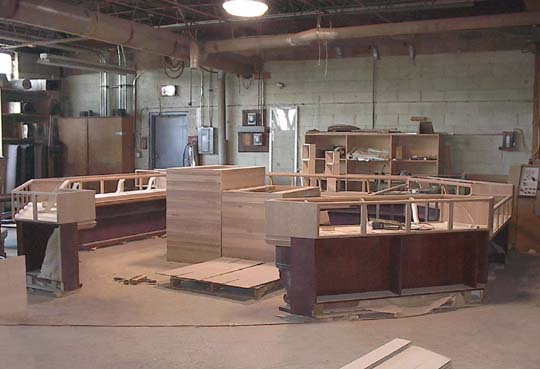 Va Designs Inc Store Fixtures amp Displays Woodshop